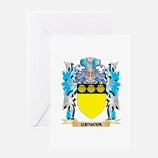 Graham Coat of Arms - Family Crest Greeting Cards