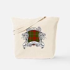 MacGregor Tartan Shield Tote Bag