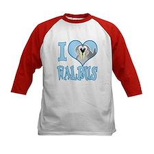 I Love (Heart) Walrus Tee