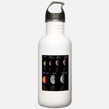 Cute Astronomer Water Bottle
