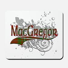 MacGregor Tartan Grunge Mousepad