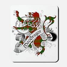 MacGregor Tartan Lion Mousepad