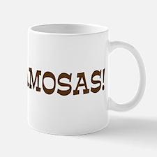 I Love Samosas Mug