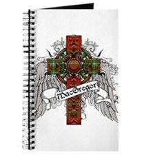 MacGregor Tartan Cross Journal