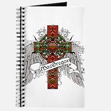 MacGregor Tartan Cross Journal