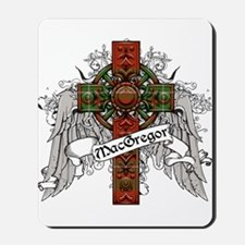 MacGregor Tartan Cross Mousepad
