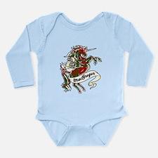 MacGregor Unicorn Long Sleeve Infant Bodysuit