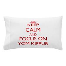 Cute Yom kippur Pillow Case