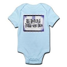 My Mommy Plays the Cello Infant Bodysuit