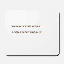 sayings Mousepad