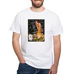 Fairies & Bolognese White T-Shirt