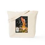 Fairies & Bolognese Tote Bag