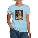Fairies & Bolognese Women's Light T-Shirt