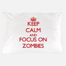 Unique Zombie carry Pillow Case