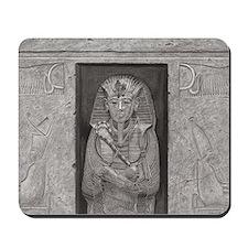 Egyptian Pharaoh Print Mousepad