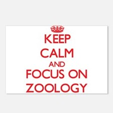 Cute Zoology Postcards (Package of 8)