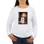 The Queen's Bolognese Women's Long Sleeve T-Shirt