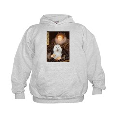 The Queen's Bolognese Hoodie
