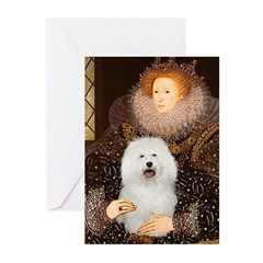 The Queen's Bolognese Greeting Cards (Pk of 10)
