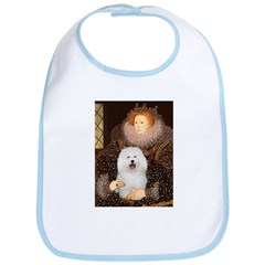 The Queen's Bolognese Bib
