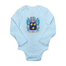 Grau Coat of Arms - Family Crest Body Suit