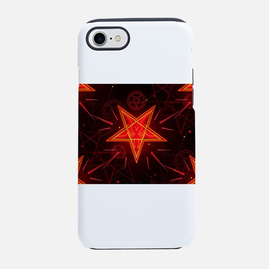 neon demon iPhone 7 Tough Case