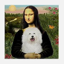Mona's Bolognese Tile Coaster