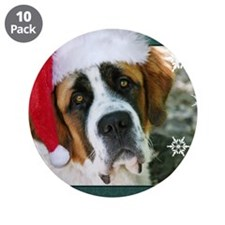 "Unique Seasonal holidays 3.5"" Button (10 pack)"