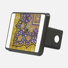 Arabian Floral Pattern Hitch Cover