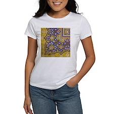 Arabian Floral Pattern T-Shirt
