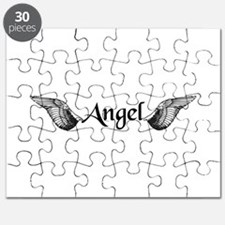 Angel Wings Puzzle