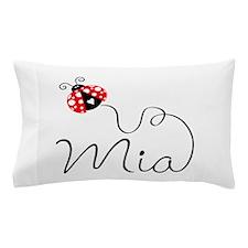 Ladybug Mia Pillow Case