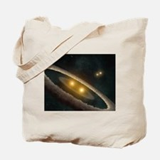 Funny Probe Tote Bag