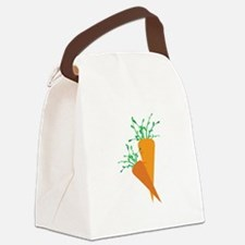 Carrots Canvas Lunch Bag