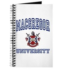 MACGREGOR University Journal