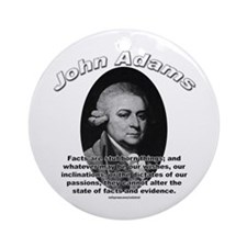 John Adams 01 Ornament (Round)