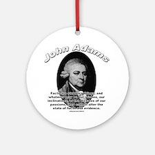 John Adams 01 Ornament (Round)