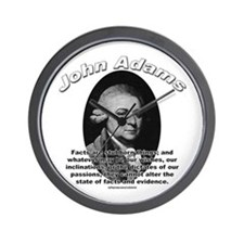 John Adams 01 Wall Clock
