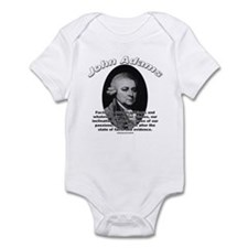 John Adams 01 Infant Bodysuit