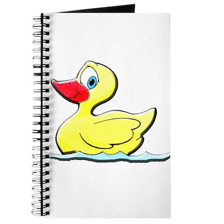 Rubber Duckie Journal