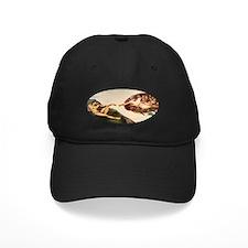 Creation of Adam Baseball Hat