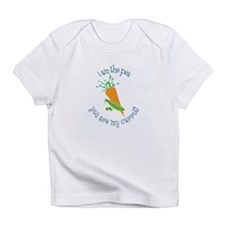 I Am The Pea You Are My Carrot! Infant T-Shirt