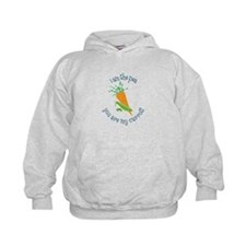 I Am The Pea You Are My Carrot! Hoodie