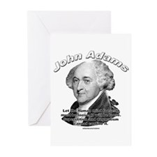 John Adams 03 Greeting Cards (Pk of 10)