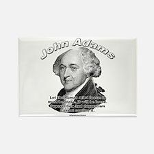 John Adams 03 Rectangle Magnet