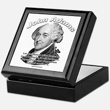 John Adams 03 Keepsake Box