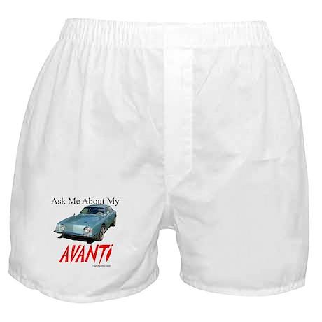 Avanti Boxer Shorts
