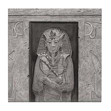 Egyptian Print Tile Coaster