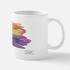 Born This Way Watercolor Mug