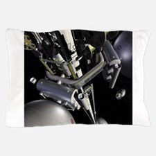 space elevator Pillow Case
